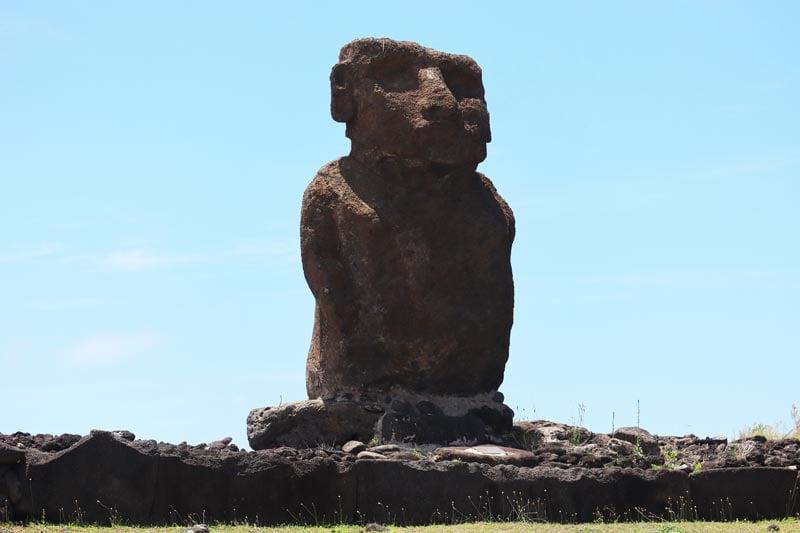 Ahu Ature Huki - Easter Island