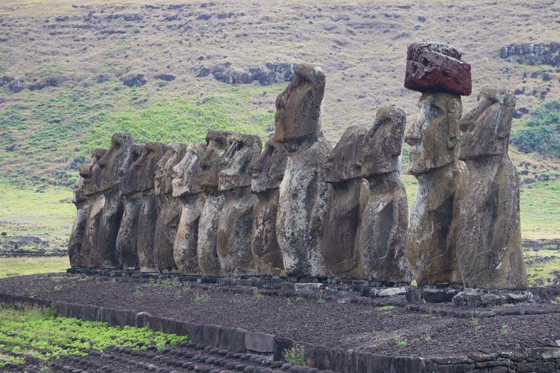 Ahu Tongariki- Easter Island