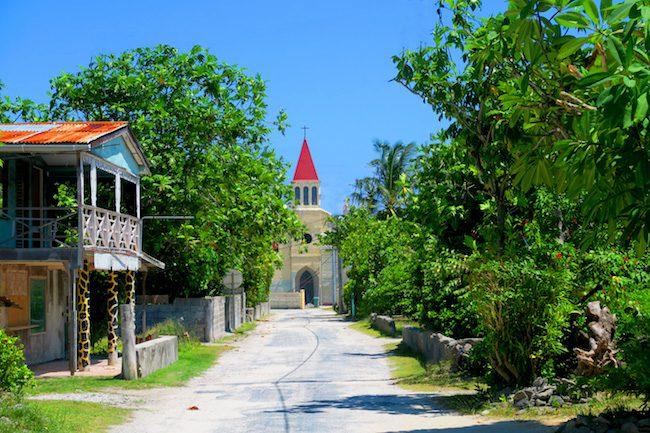 Avatoru Village Rangiroa French Polynesia