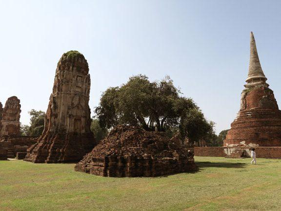 ayutthaya-thailand-temple-complex