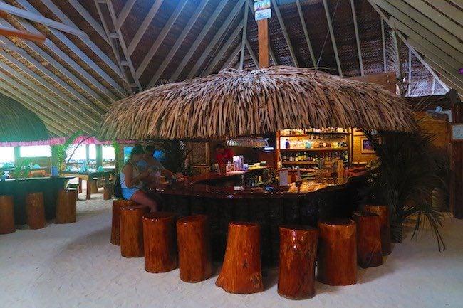 Bloody Mary's Bora Bora sand bar