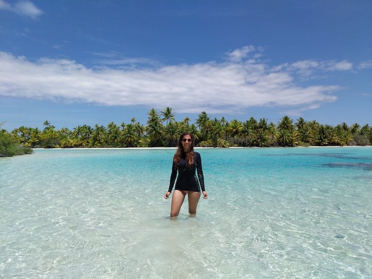 Blue Lagoon Fakarava French Polynedia