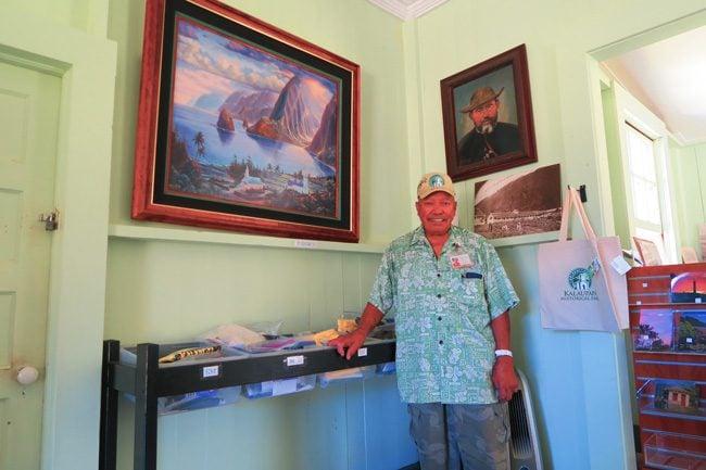 Boogie Leprosy patient living - Kalaupapa Molokai Hawaii
