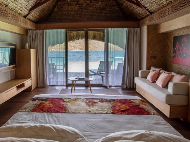 Bora Bora Pearl Beach Resort French Polynesia - new overwater bungalow 4