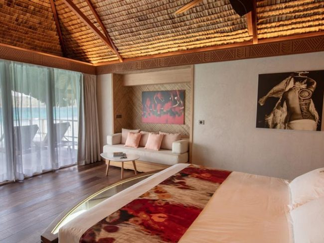 Bora Bora Pearl Beach Resort French Polynesia - new overwater bungalow 5