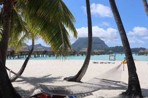 Bora Bora Pearl Beach Resort - beach view