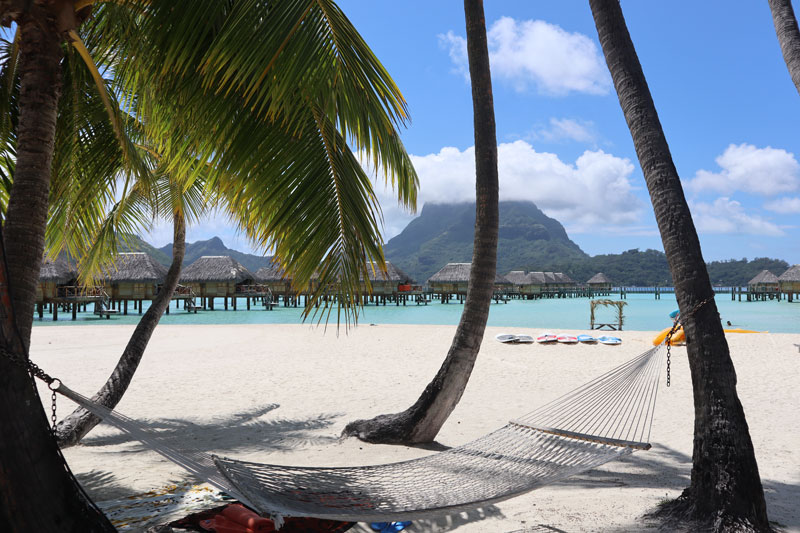 Bora Bora Pearl Beach Resort - beach view