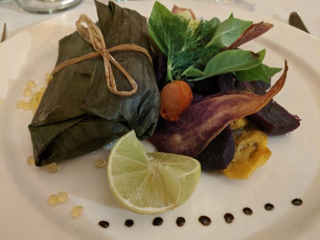 Bora Bora Pearl Beach Resort - dinner 2