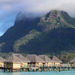Bora Bora Pearl Beach Resort - overwater bungalows view