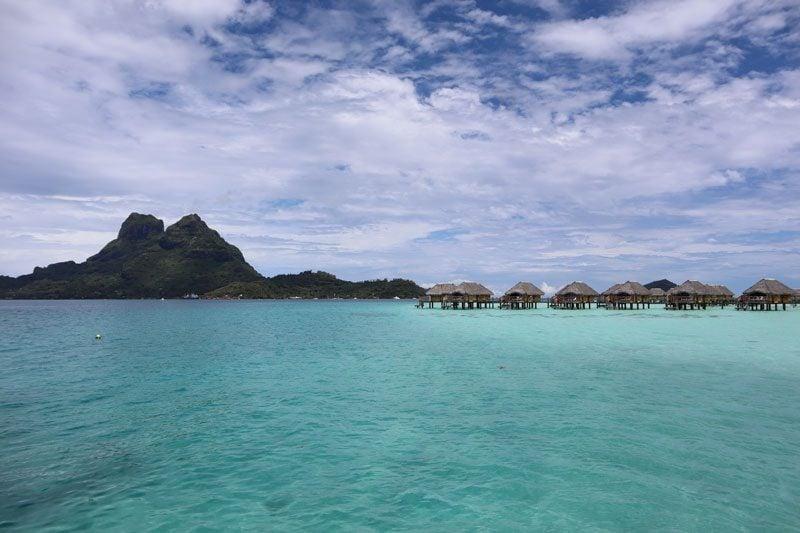 Bora Bora Pearl Beach Resort - overwater bungalows