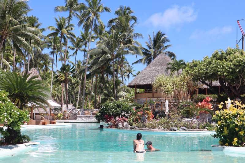 Bora Bora Pearl Beach Resort - pool