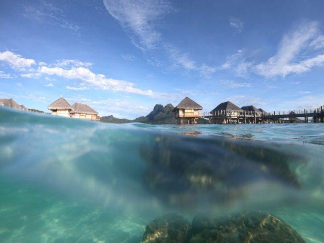 Bora Bora Pearl Beach Resort - underwater
