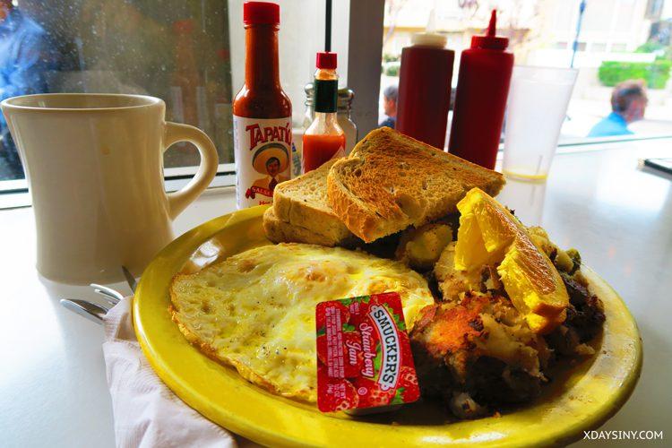 Cafe 222 - San Diego Breakfast - XDAYSINY.COM