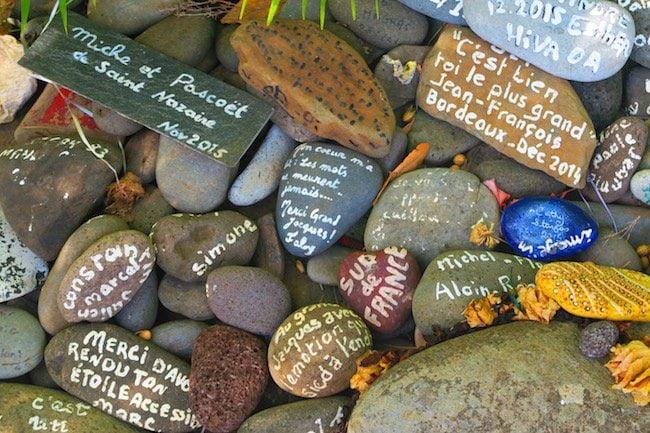 Calvaire Cemetery Hiva Oa Marquesas Islands French Polynesia Jacques Brel memorial