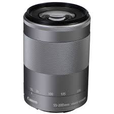 Canon EOS M50 Zoom Lens Image
