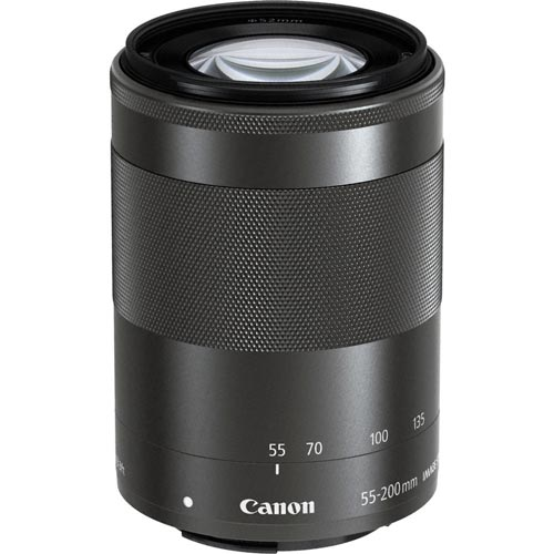 Canon M50 Zoom Lens Image