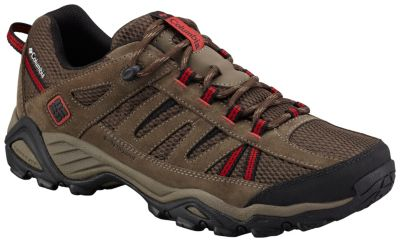 Waterproof & Lightweight Columbia Hiking Shoes (Men) Image