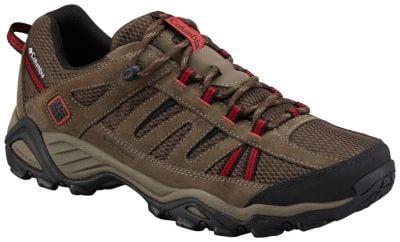 Waterproof & Lightweight Columbia Hiking Shoes (Men) Image