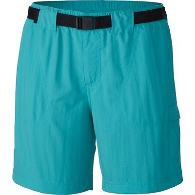 Quick Dry Columbia Cargo Shorts (Women) Image