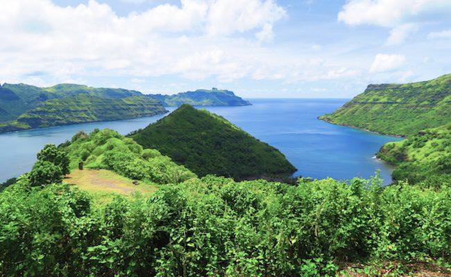 Controleur Bay Nuku Hiva Marquesas Islands French Polynesia