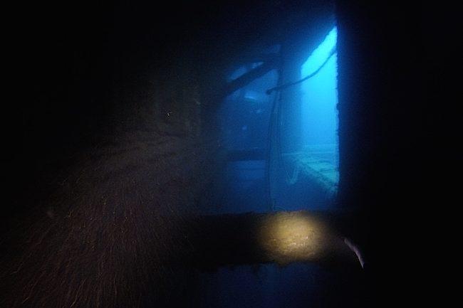 Coolidge-Wreck-Dive-Espiritu-Santo-Vanuatu-Interior