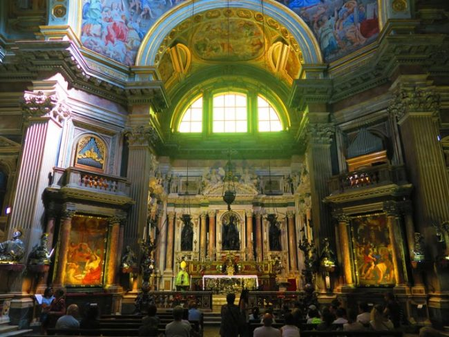 Duomo Cathedral Naples - 2