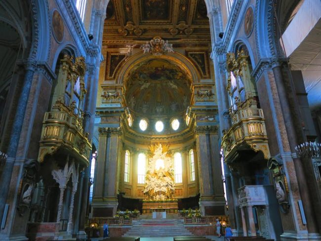 Duomo Cathedral Naples - 4