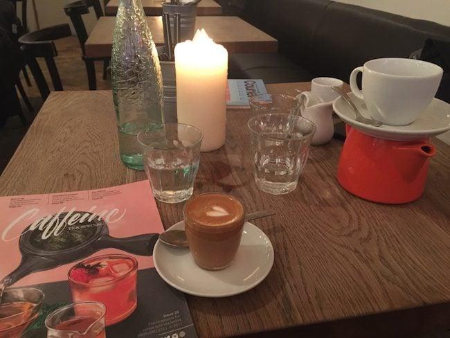Fernandez & Wells Coffe London