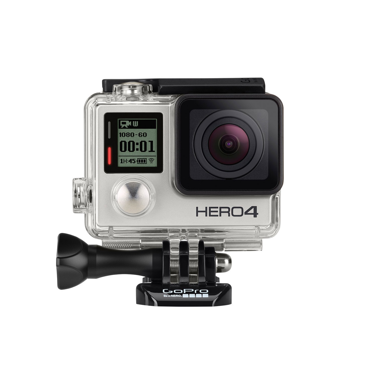 GoPro HERO4 Silver With Screen Image