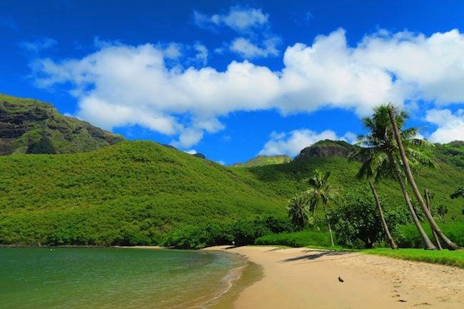Hakaui Valley Vaipo Waterfall hike Hakatea beach Nuku Hiva Marquesas Islands French Polynesia