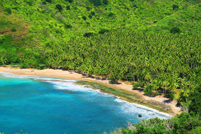 Hanatekuua Bay Hike Hiva Oa Marquesas Islands French Polynesia