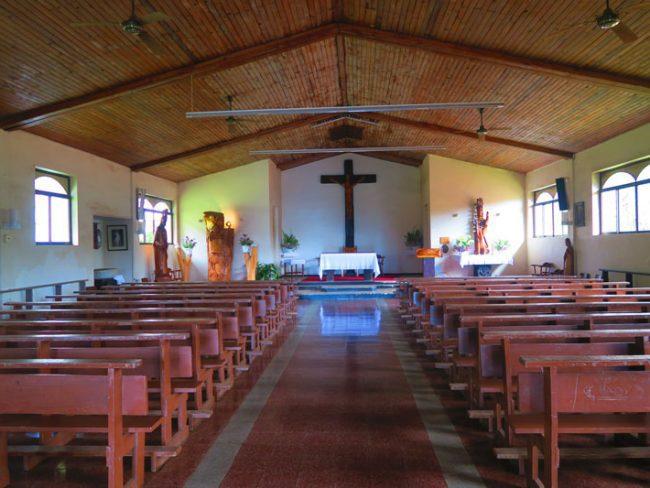 Hanga Roa Catholic Church - Easter Island 2