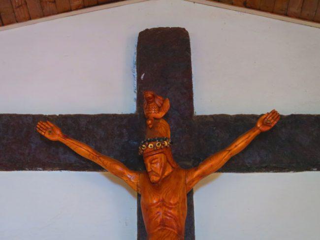 Hanga Roa Catholic Church - Easter Island 4