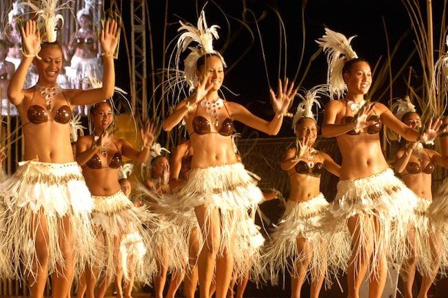 Heiva Tahiti - Florian Charreard - women