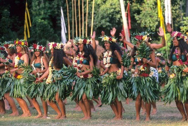 Heiva Tahiti - Shigeo_Kobayashi - Exotic women