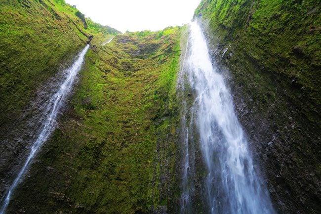 Hi'ilawe Falls 2 - Waipio Valley - Big Island Hawaii