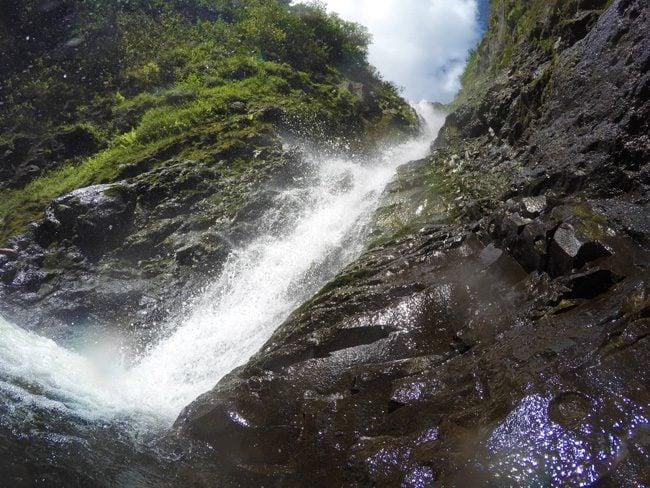 Hipuapua Waterfall Halawa Valley Hike - Molokai Hawaii