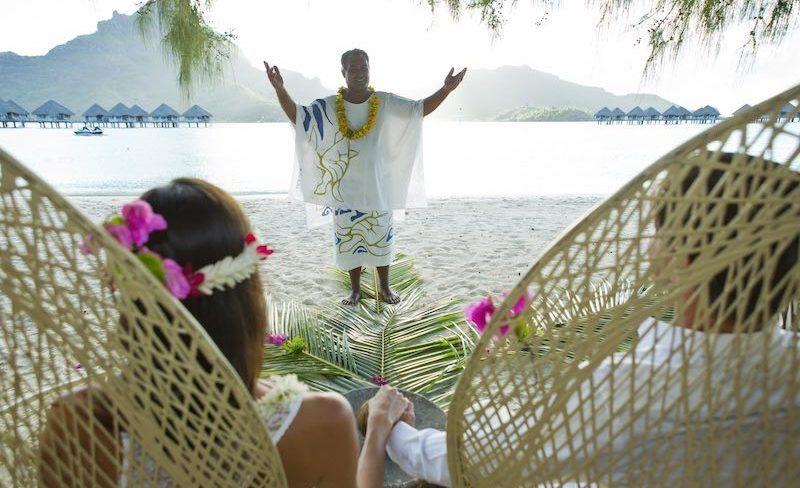 Honeymoon in Tahiti French Polynesia - wedding 2
