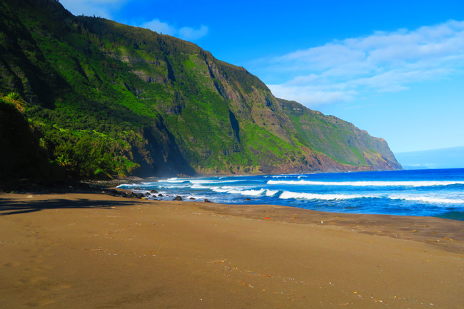 Kalaupapa Beach - Molokai Hawaii