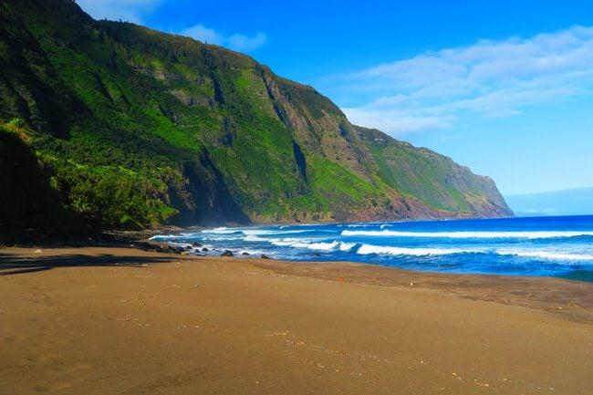 Kalaupapa Beach - Molokai Hawaii
