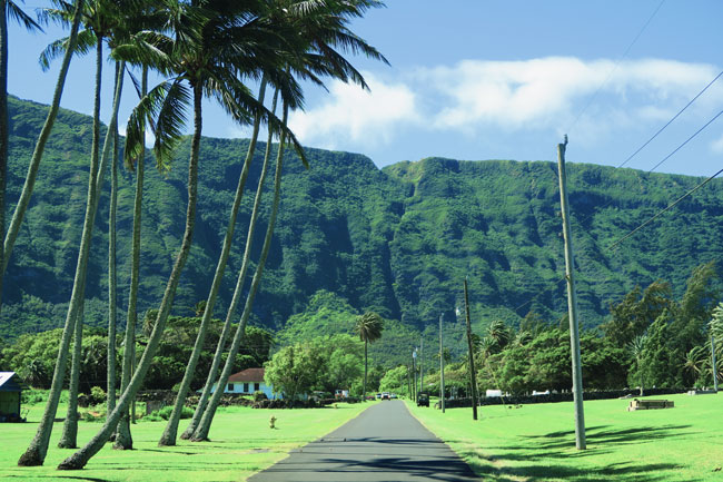 Kalaupapa Leprosy Colony - Molokai Hawaii