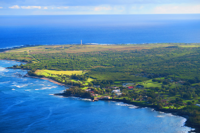 Kalaupapa Peninsula Lookout - Molokai Hawaii