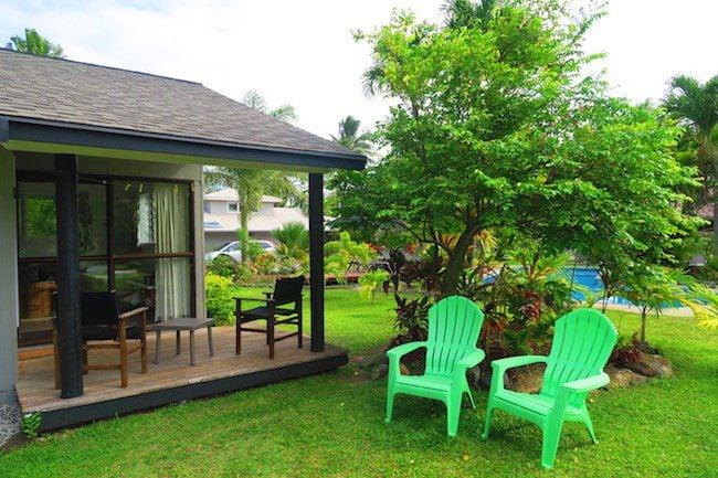 Lagoon Breeze Villas Rarotonga - exterior 2