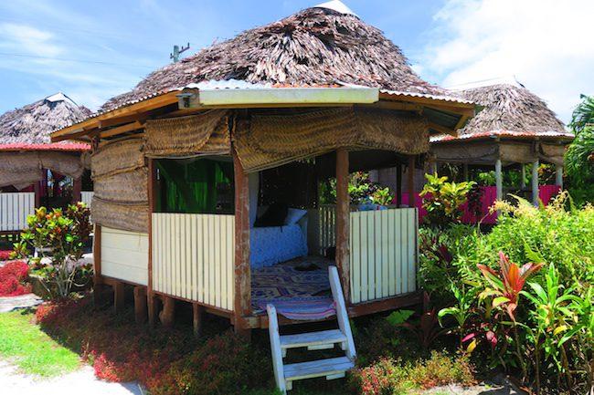 Le Valasi's Beach Fales Samoa - exterior
