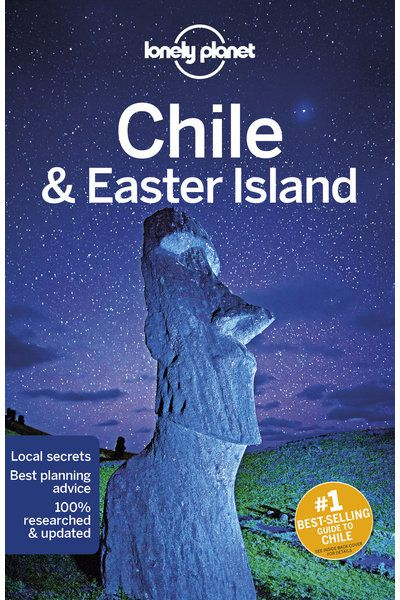 Lonely Planet Chile & Easter Island Image