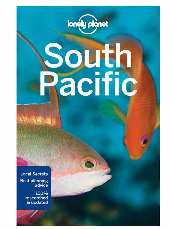Lonely Planet South Pacific Image