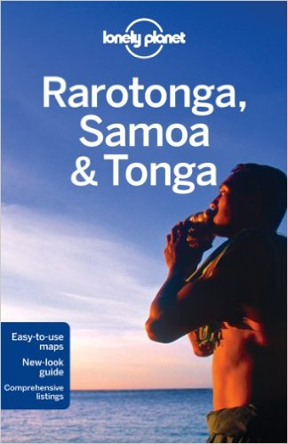 Lonely Planet Travel Guide Cook Islands, Samoa and Tonga