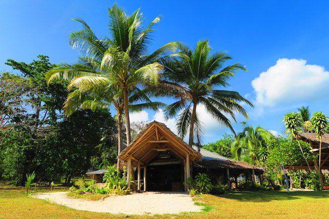 Lonnoc Beach Bungalows Santo Island Vanuatu - Restaurant