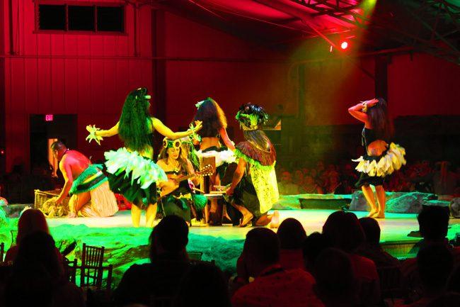 Luau Kalamaku - Polynesian dance show - Luau in Kauai, Hawaii 2