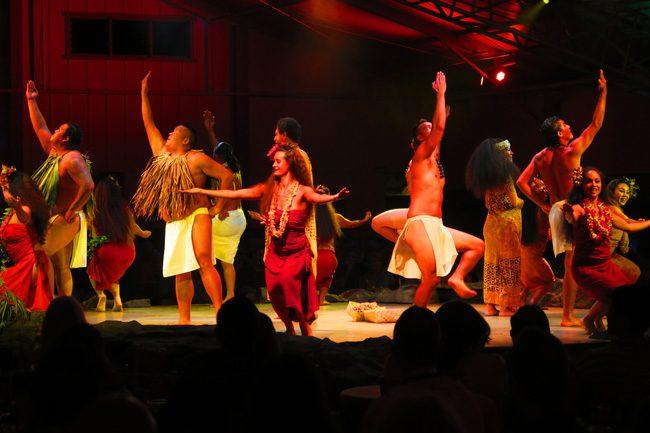 Luau Kalamaku - Polynesian dance show - Luau in Kauai, Hawaii 3